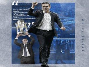 Fenerbahçe'den Ersun Yanal'a doğum günü mesajı