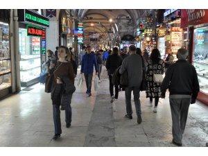 Dünyanın en eski çarşısı yılda 45 milyon ziyaretçi ağırlıyor