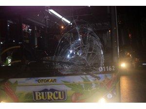 Sarıyer'de yolun karşısına geçmeye çalışan çocuğu İETT otobüsü çarptı