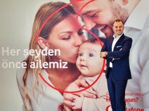 Vodafone, her iki eşe de doğum izni verecek