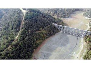 İstanbul'da barajlar yüzde 66 oranında boşaldı