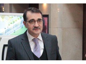 """""""Libya anlaşmasının AB tescil aşaması sonrası 2020 yılının ilk aylarında petrol ve doğalgaz arama çalışmalarına başlayacağız"""""""