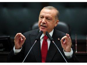"""Cumhurbaşkanı Erdoğan: """"Bizim hazan mevsimimiz yok"""""""