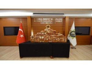 İstanbul'da uyuşturucu operasyonu: 110 gözaltı