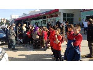Tokat'ta 41 öğrenci gıda zehirlenmesi şüphesiyle hastaneye kaldırıldı