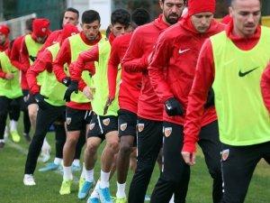 Kayserispor'un Kupa maçı kadrosu