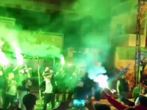 İstanbul'da magandalar ortalığı birbirine kattı