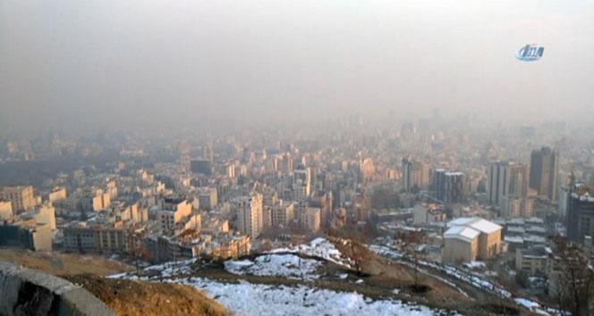 İran'da okullar tatil
