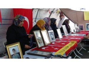 HDP önündeki ailelerin evlat nöbeti 108. gününde