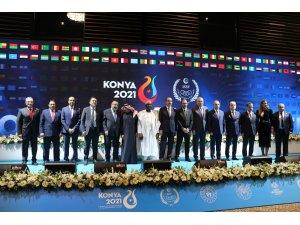 2021 İslami Dayanışma Oyunları Konya'da