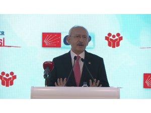 Kemal Kılıçdaroğlu 'Yerel Yönetimler ve Turizm Zirvesi'ne katıldı