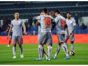 Ziraat Türkiye Kupası: Medipol Başakşehir: 2 - Hekimoğlu Trabzon FK: 0 (Maç sonucu)