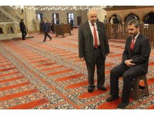 Selimiye'de oturaklar kaldırıldı