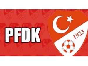 Galatasaray ve Tuzlaspor, PFDK'ya sevk edildi