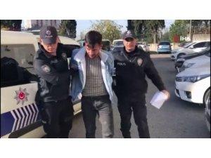 Sivas'tan İstanbul'a gelip eşini 20 kez bıçaklamıştı, tutuklandı