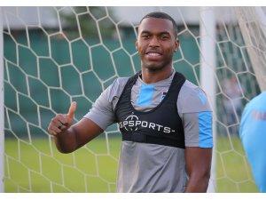 Daniel Sturridge, Trabzonspor'a alışıyor