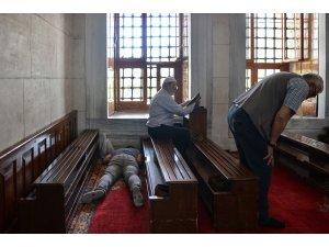 Fatih Camii kilise görünümünden kurtuldu