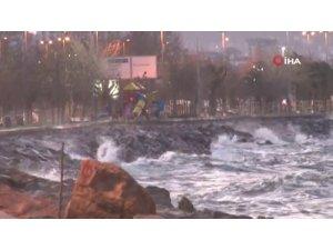 Marmara bölgesine lodos uyarısı