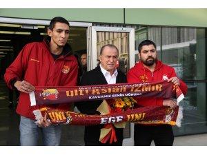 Galatasaray İzmir'de