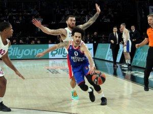 Anadolu Efes, CSKA Moskova'ya kaybetti