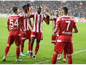 Sivasspor ile Gençlerbirliği 25. randevuda