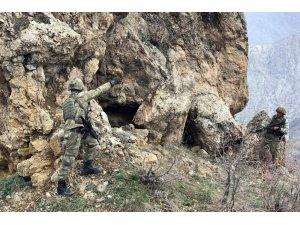 MSB: Irak Kuzeyinde 3 PKK'lı terörist etkisiz hale getirildi