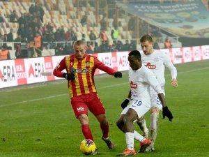 Yeni Malatyaspor: 0 - Çaykur Rizespor: 2