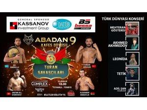 Warriors Of Turan, İstanbul'da gerçekleştirilecek