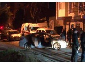 Ümraniye'de silahlı sürücü kendisini durdurmak isteyen polise ateş açtı