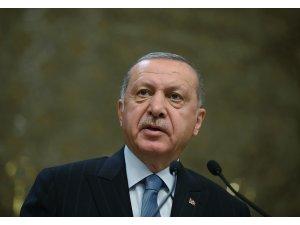 """Cumhurbaşkanı Erdoğan: """"CHP yönetimi geçmişiyle yüzleşene kadar peşlerini bırakmayacağız"""""""