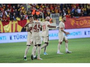 Süper Lig: Göztepe: 2 - Galatasaray: 1 (Maç sonucu)