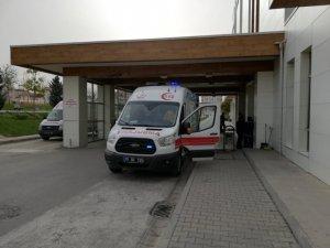 Karaman'da iki otomobil çarpıştı: 5 yaralı