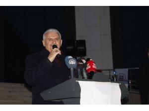"""Binali Yıldırım: """"Dünyanın 9'uncu altyapısı gelişmiş en iyi ülkesi Türkiye'dir"""""""