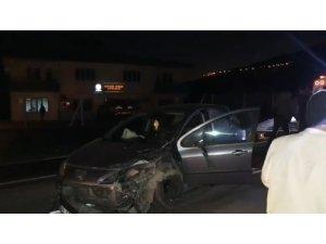 Nurdağı'nda trafik kazası: 2'si çocuk 6 yaralı