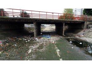 Çukurova'ya hayat veren sulama kanalları çöplüğe döndü