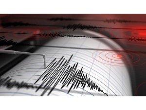 Akdeniz'de 3.2'lik deprem