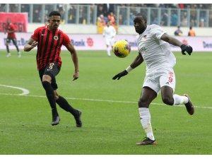 Sivasspor'un 7 maçlık galibiyet serisi sona erdi