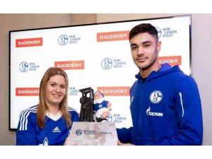 Schalke 04'de ayın oyuncusu Ozan Kabak