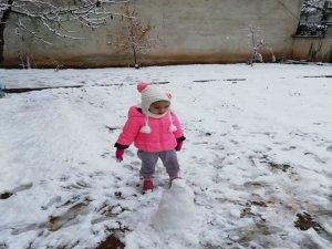 Denizli'de kar sürprizi