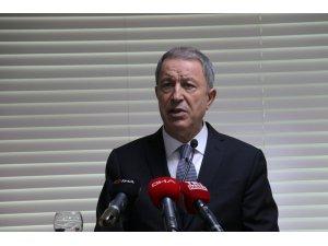 Milli Savunma Bakanı Akar: Herkes sorumluluğunu yerine getirecek