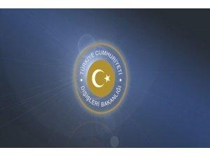 """Dışişleri Bakanlığından """"Bosna-Hersek"""" açıklaması"""