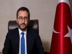 """İletişim Başkanı Altun: """"Suudi mahkemesi skandal bir karara imza attı"""""""