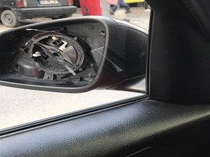Lüks aracın sahibini şoke eden hırsızlık