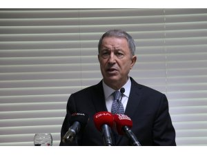 """""""Libya ile mutabakat tamamen uluslararası hukuk çerçevesinde yapıldı"""""""