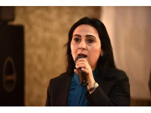 Figen Yüksekdağ'ın tahliye talebi reddedildi