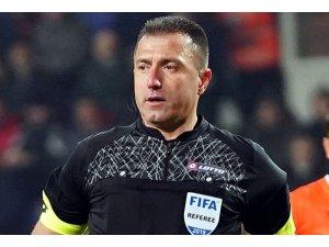 Trabzonspor-Kayserispor maçını Hüseyin Göçek yönetecek