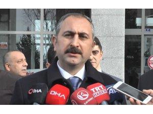 """Bakan Gül: """"Geçmişte ülkemiz güçlülerin haklı olduğu çok acı dönemler tecrübe etti"""""""