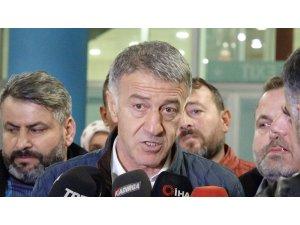 """Ahmet Ağaoğlu: """"Ndiaye ilgilendiğimiz bir oyuncu"""""""