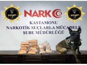 14 kilo eroinle yakalanan şüpheliler tutuklandı