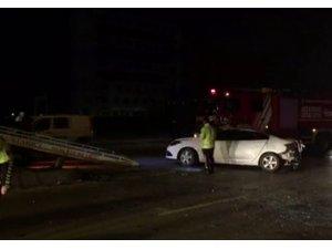 Esenyurt'taki trafik kazasında 1 kişi hayatını kaybetti
